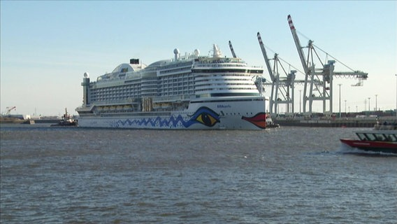 Aida Cruises sagt Mini-Kreuzfahrten ab