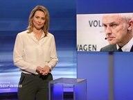 Panorama Moderatorin Anja Reschke.