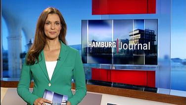 Julia-Niharika Sen moderiert Hamburg Journal 19:30.