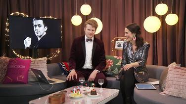 Stefan Spiegel und Alina Stiegler moderieren den ESC-Songcheck