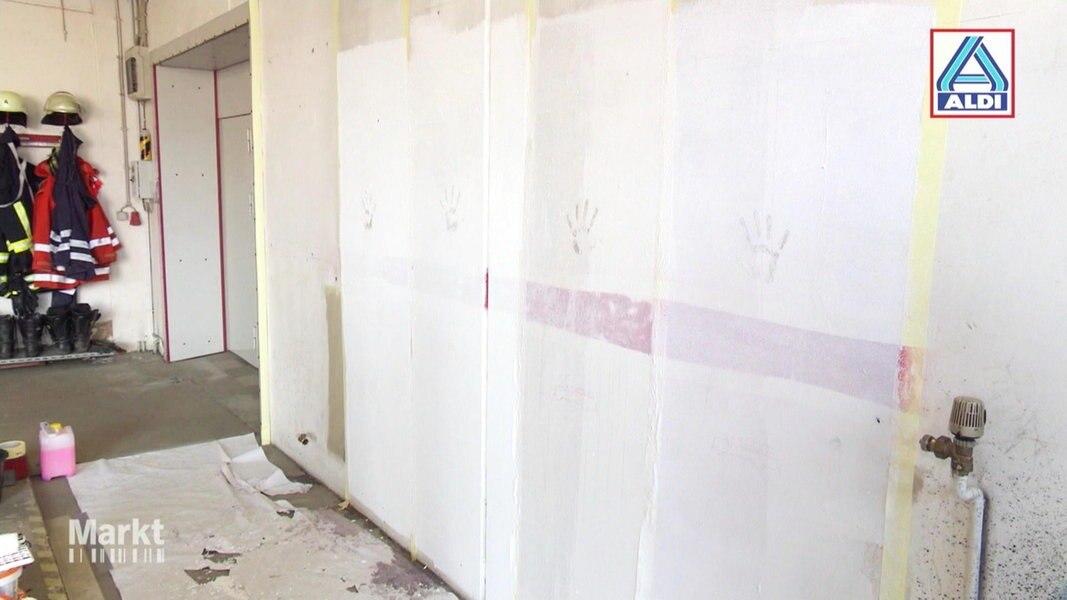 wandfarbe im test tipps zum streichen fernsehen sendungen a z markt. Black Bedroom Furniture Sets. Home Design Ideas
