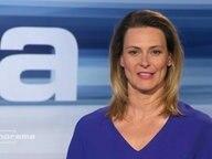 Anja Reschke moderiert Panorama - Das Erste.