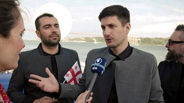 Alina Stiegler interviewt Iriao aus Georgien
