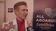 Der Isländer Ari Ólafsson im Interview.