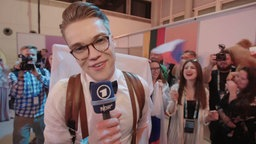 Mikolas Josef, ESC-Kandidat 2018 aus Tschechien.