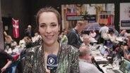 Alina Stiegler berichtet aus dem Pressezentrum in Lissabon.
