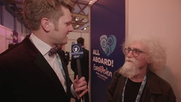 Sanja Ilić & Balkanika im Interview mit Stefan Spiegel.