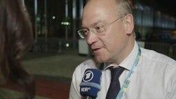 ARD-Unterhaltungs-Koordinator Thomas Schreiber