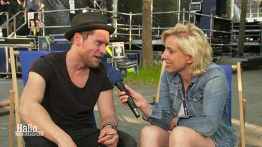Johannes Oerding im Interview