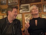 Ina Müller und Robert Habeck.