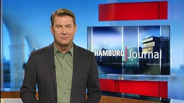 Hamburg Journal-Moderator Jens Riewa