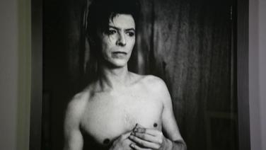 David Bowie in Lendenschurtz