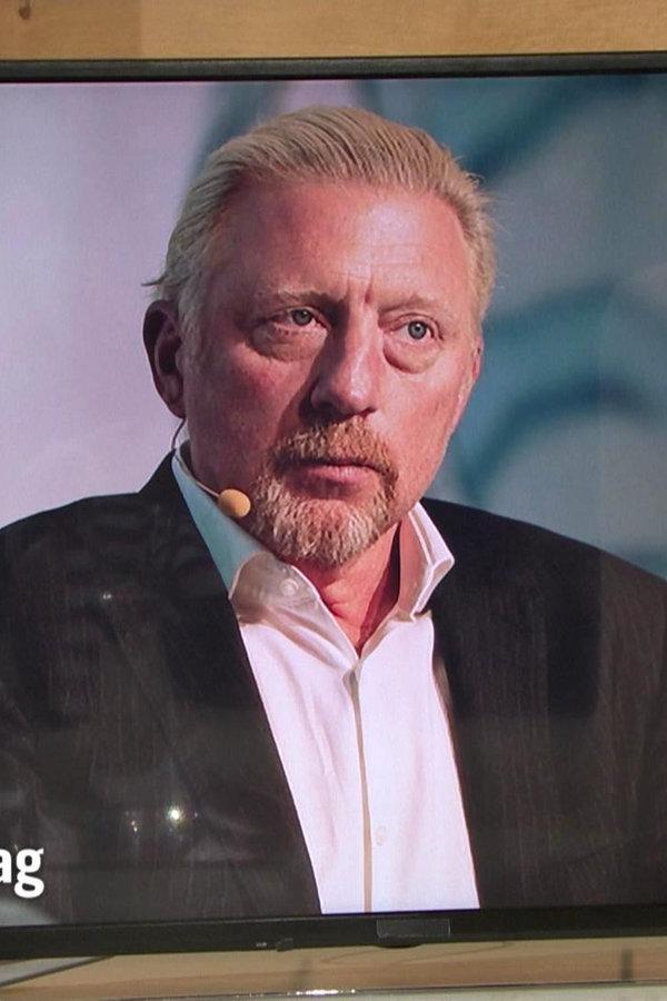 Boris Becker Mediathek