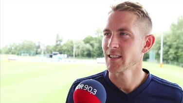 Lewis Holtby im Interview.