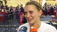 Miriam Welte im Interview