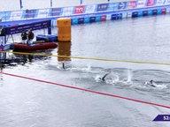 Freiwasser-Schwimmen 5 km Männer
