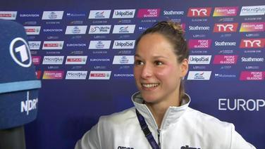 Maria Kurjo im Interview.
