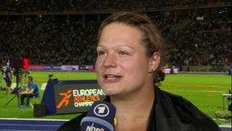 Christina Schwanitz im Interview