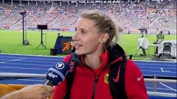 Carolin Schäfer im Interview.