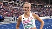 400m-Läuferin Justyna Swiety