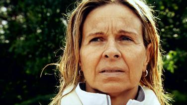 Freiwasserschwimmerin, Angela Maurer.