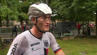 Rennradfahrer Nico Denz im Interview