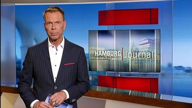 Hamburg Journal-Moderator Ulf Ansorge