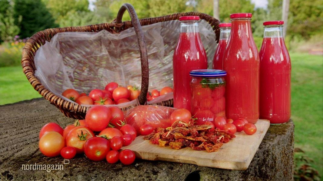 so macht man tomaten haltbar fernsehen. Black Bedroom Furniture Sets. Home Design Ideas