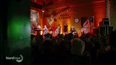 Die Blues-Garage in Isernhagen