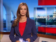 Hamburg Journal mit Julia Sen.