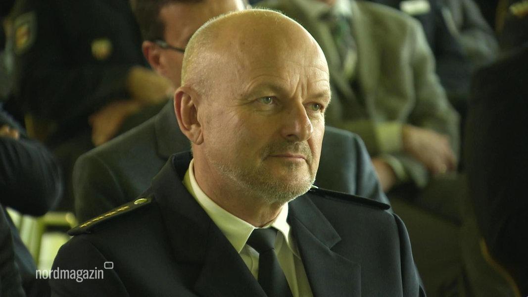 Polizeipräsident Hamburg