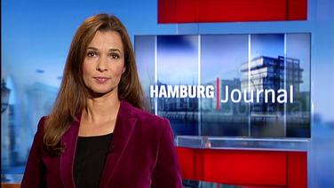 Hamburg Journal-Modertorin Julia-Niharika Sen