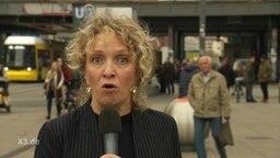 Reporterin Katja Kreml in Berlin.