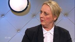 AfD-Kommunikationscoach Brigitta Rohleder.