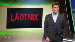Christian Ehrling moderiert Extra 3.