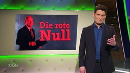 "Christian Ehring im Stand-Up Comedy zu ""Kanzlerkandidat Olaf Scholz""."