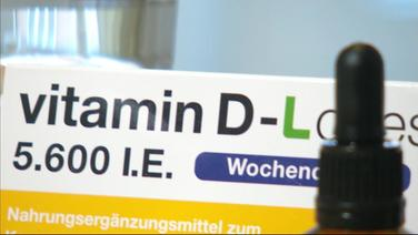 Vitamin-D-Präparate.
