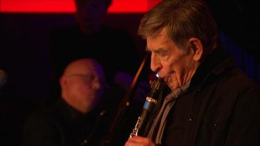 Jazz-Klarinettist Rolf Kühn