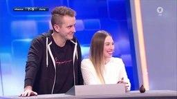 Youtube-Stars Julian und Bianca Claßen (Bibbi).