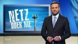 Klaas Butenschön mit einem satirischen Beitrag über die Mobilfunkabdeckung in Deutschland.