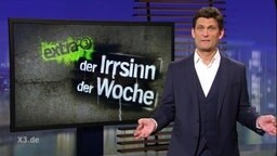 Der Moderator Christian Ehring.