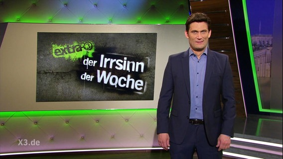 Extra 3 vom 07.03.2019 mit Christian Ehring.