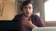 """YouTuber Tom Kirma reagiert auf den ESC-Song """"Arcade"""" von Duncan Laurence."""