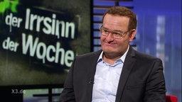 Jens Spahn zu Gast.