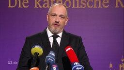 Torsten Sträter: Pressesprecher der katholischen Kirche.
