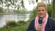 Hamburg Journal 18.00-Moderatorin Anke Harnack