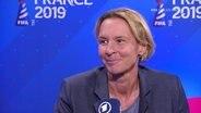 Trainerin Voss-Tecklenburg.
