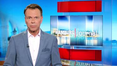 Hamburg Journal mit Ulf Ansorge.