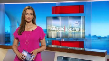 Julia-Niharika Sen moderiert das Hamburg Journal