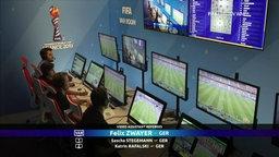 Video-Schiedsrichter.